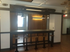 Cafetaria renovation