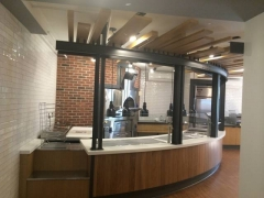 Cafetaria renovation