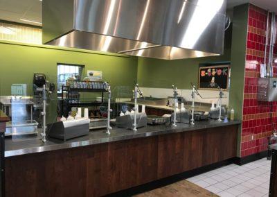 Merrimack College Cafateria 4