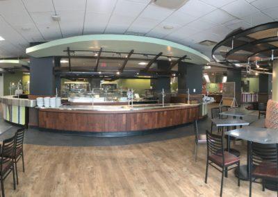 Merrimack College Cafateria 5