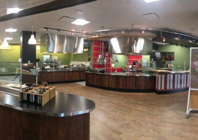 Merrimack College Cafateria 8