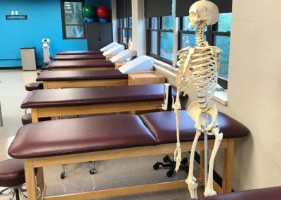Merrimack college health science classroom renovation 2