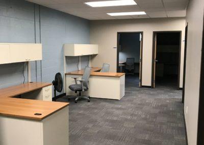 Merrimack college health science classroom renovation 4