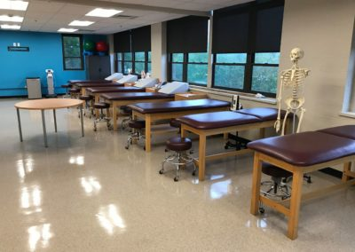 Merrimack College Health Science Classroom Renovation